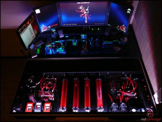 17 (Cross build @ ASUS booth Firstlook 2012!)